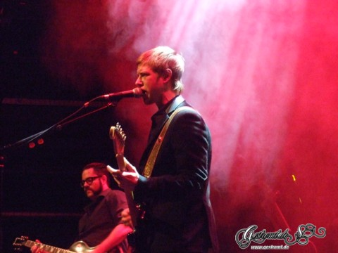PAUL BANKS, Berlin, Kesselhaus, 06.02.2013