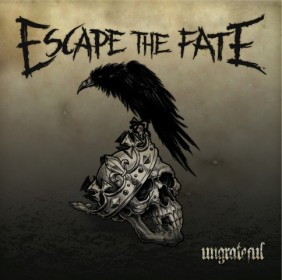 Escape The Fate - Ungrateful - Artwork
