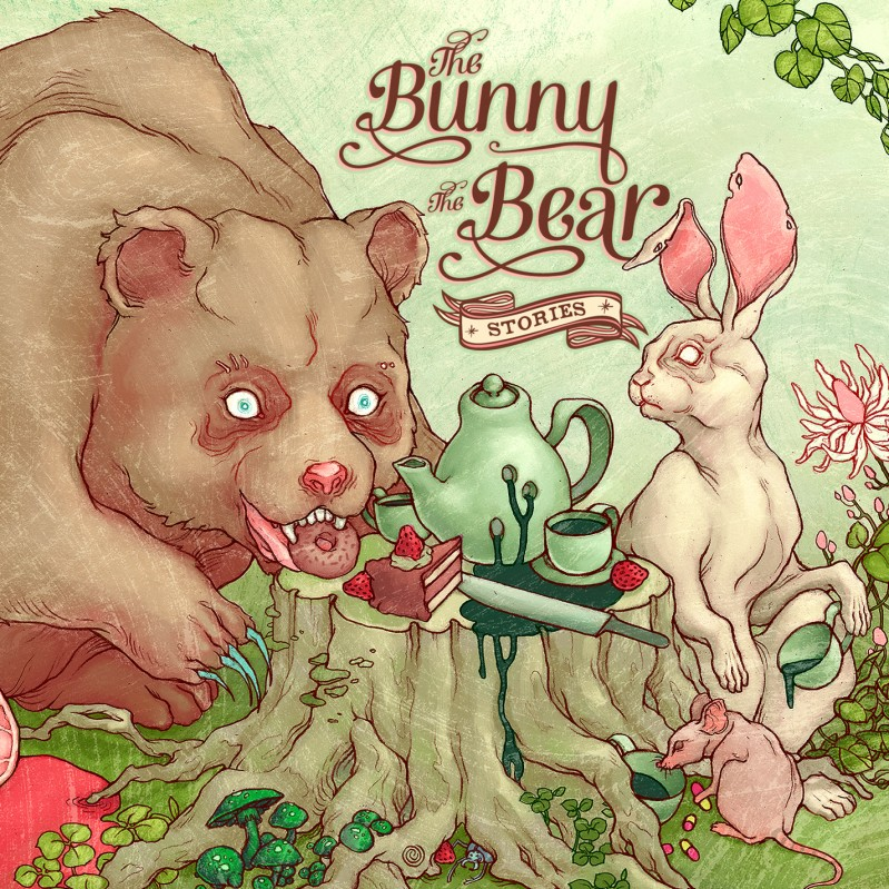 THE BUNNY THE BEAR – Stories