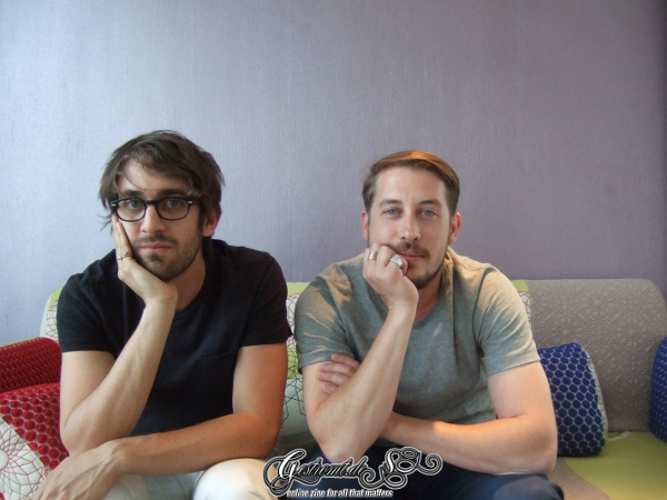 PORTUGAL.THE MAN – Interview mit Noah und Zach