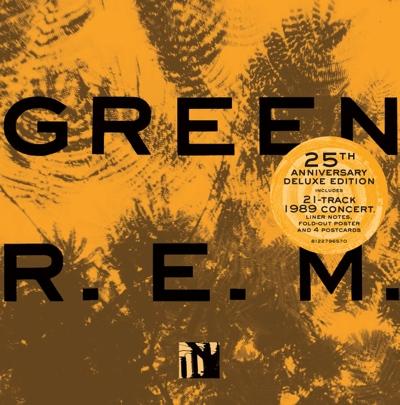 R.E.M. – Green (25th Anniversary Edition)