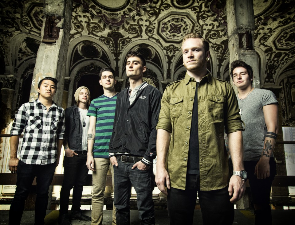 "WE CAME AS ROMANS: Neues Album ""Tracing Back Roots' am 23.07.2013"
