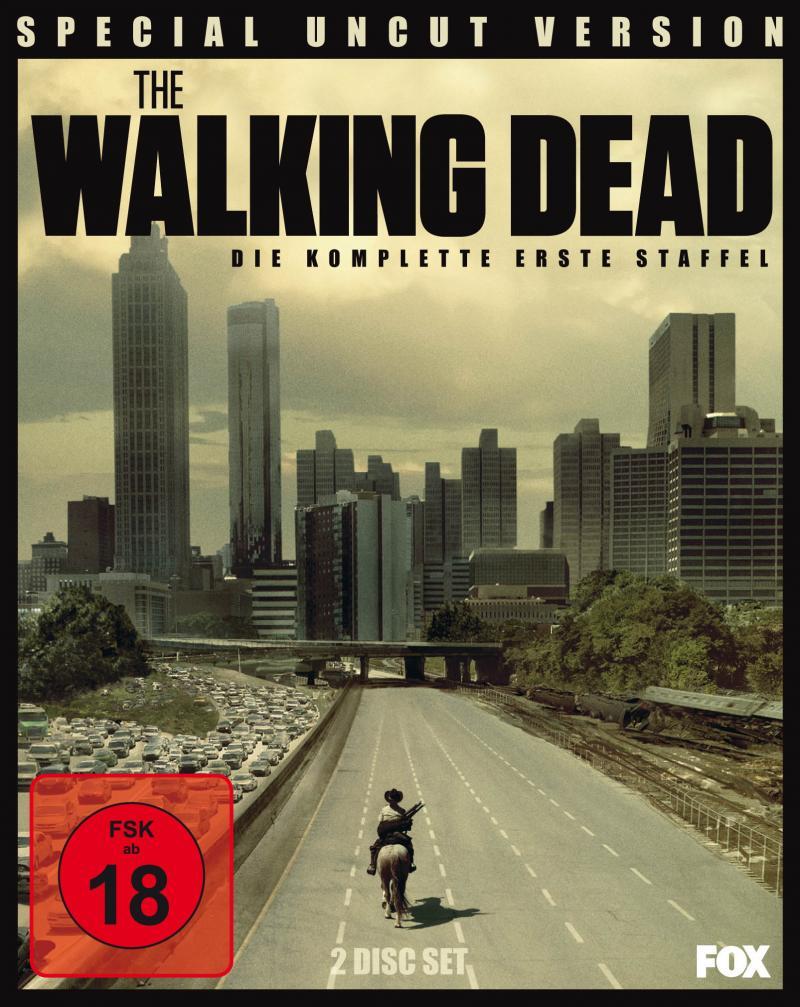 THE WALKING DEAD – Die komplette erste Staffel: Special Uncut Version