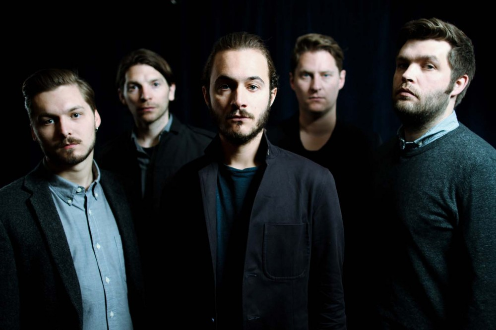 "EDITORS: exklusive ""Album Launch Show"" in Berlin"