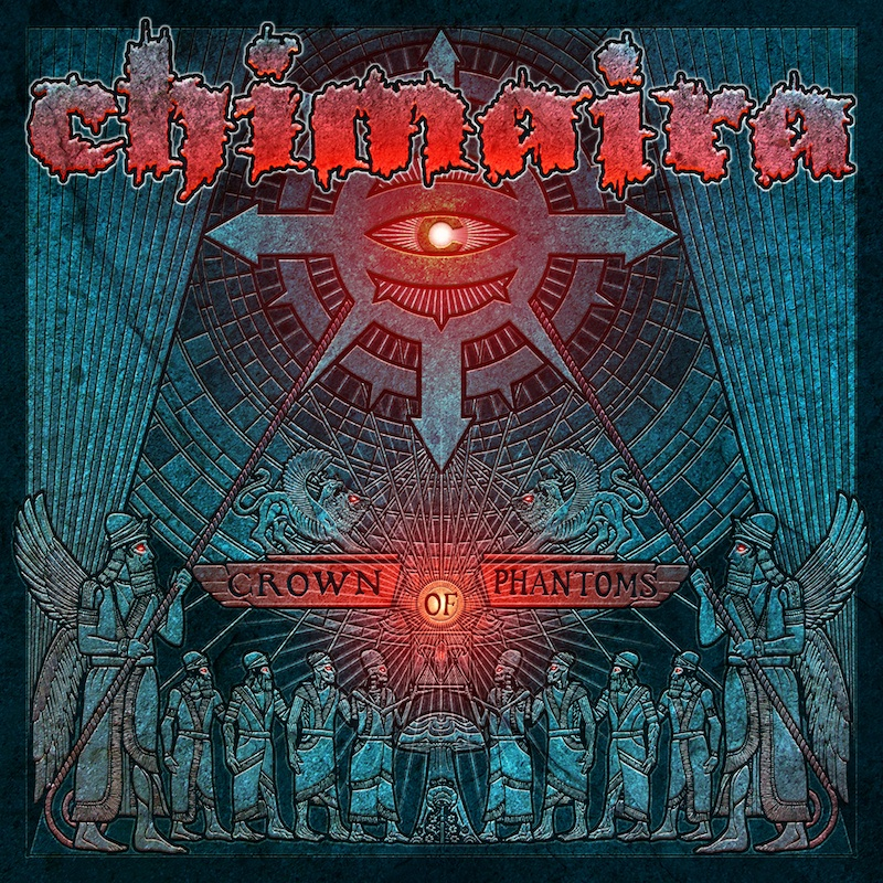 CHIMAIRA – Crown Of Phantoms