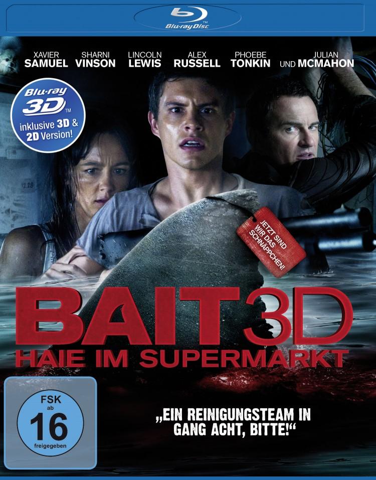 BAIT 3D: HAIE IM SUPERMARKT