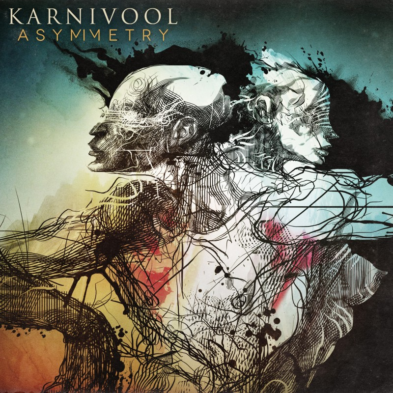 """KARNIVOOL: """"Asymmetry"""" erscheint am 19. Juli"""