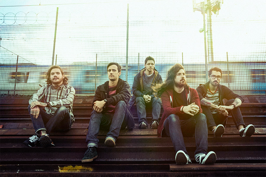 "THE DEVIL WEARS PRADA: Neues Album ""8:18"" am 13.09.2013"