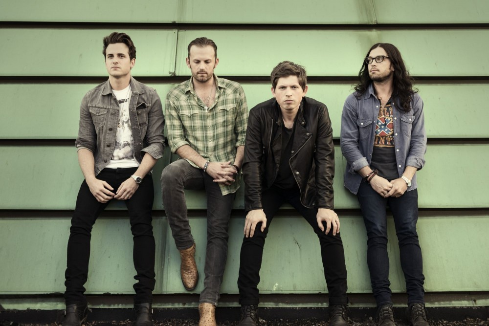 KINGS OF LEON – News aus Tennessee