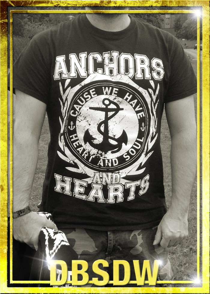 DBSDW in der KW36/2013: ANCHORS & HEARTS