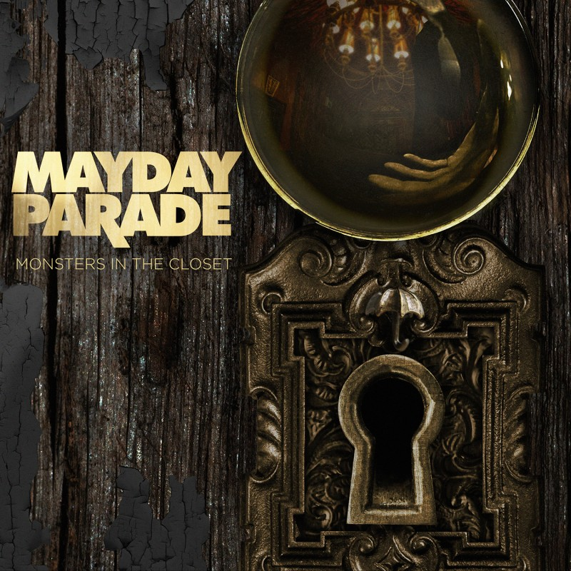 MAYDAY PARADE – Monsters In The Closet