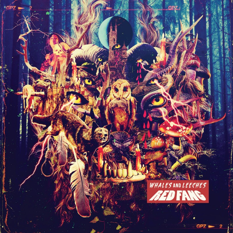 RED FANG – Whales And Leeches
