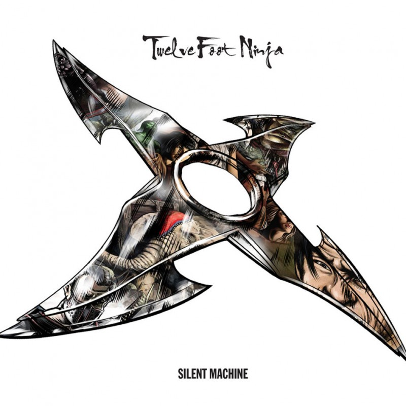 TWELVE FOOT NINJA – Silent Machine