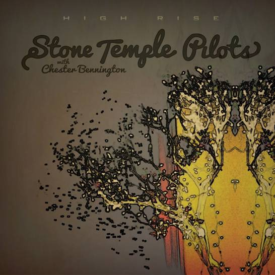 STONE TEMPLE PILOTS with CHESTER BENNINGTON – High Rise EP