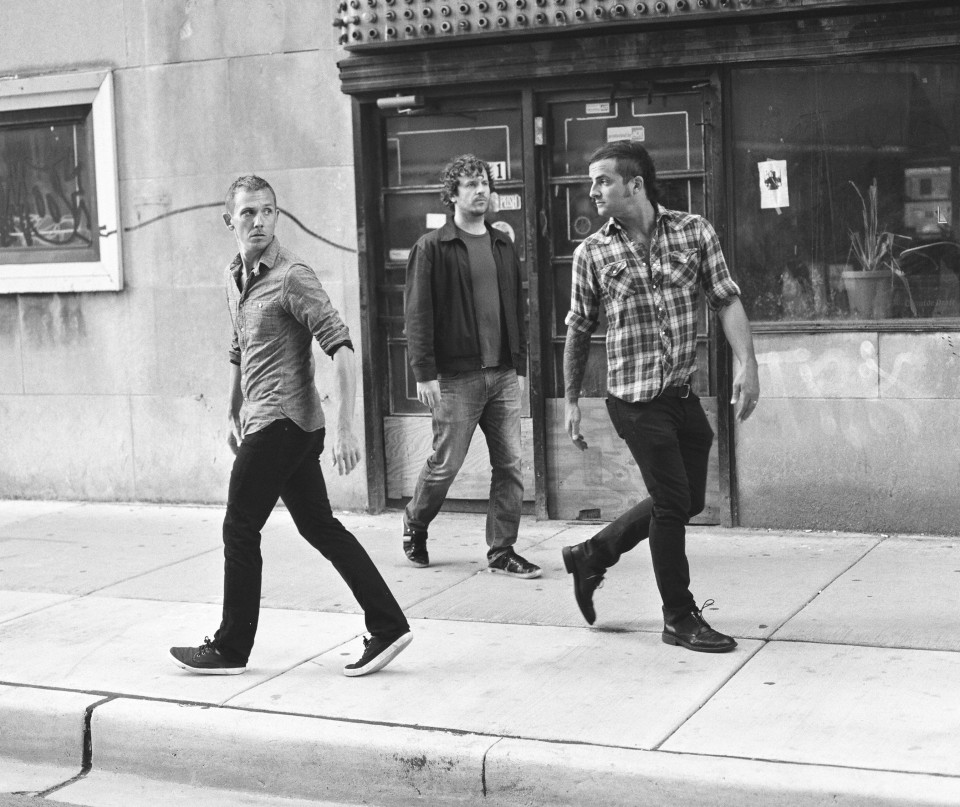 "THE LAWRENCE ARMS – ""Metropole"", das neue Album!!"