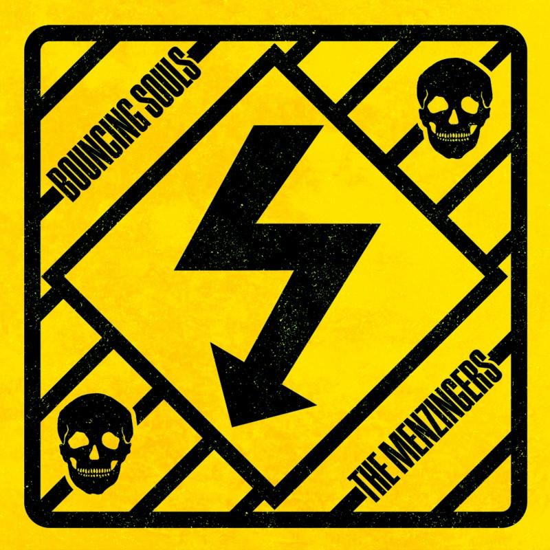 BOUNCING SOULS / THE MENZINGERS – Electric Split 7inch
