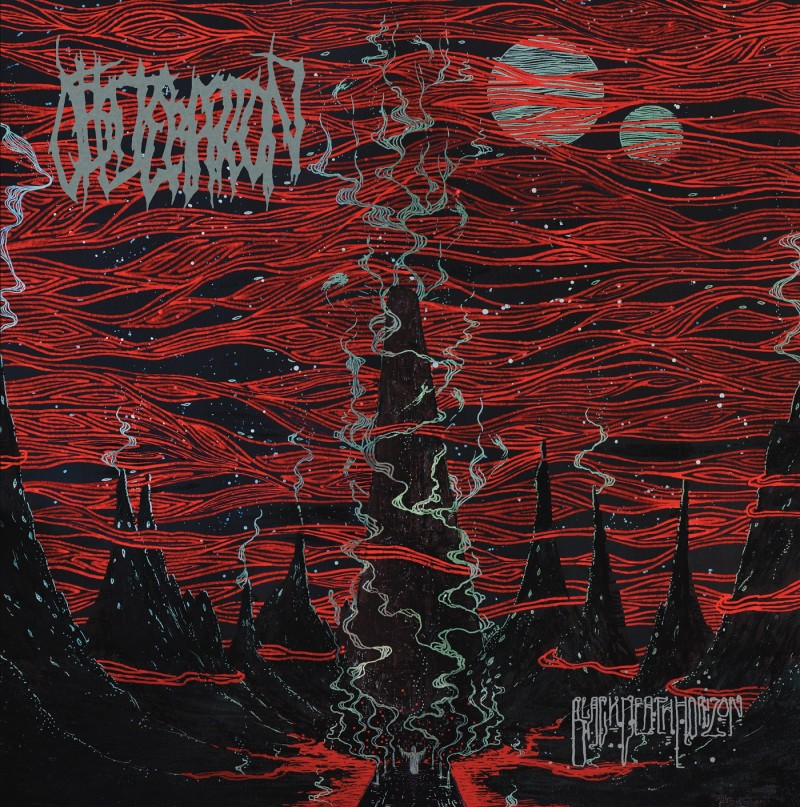 OBLITERATION – Death Black Horizon