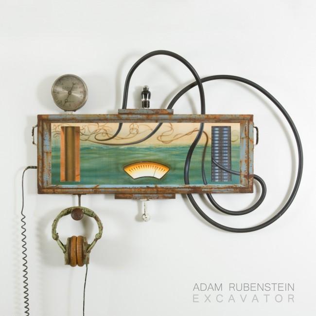 ADAM RUBENSTEIN – Excavator