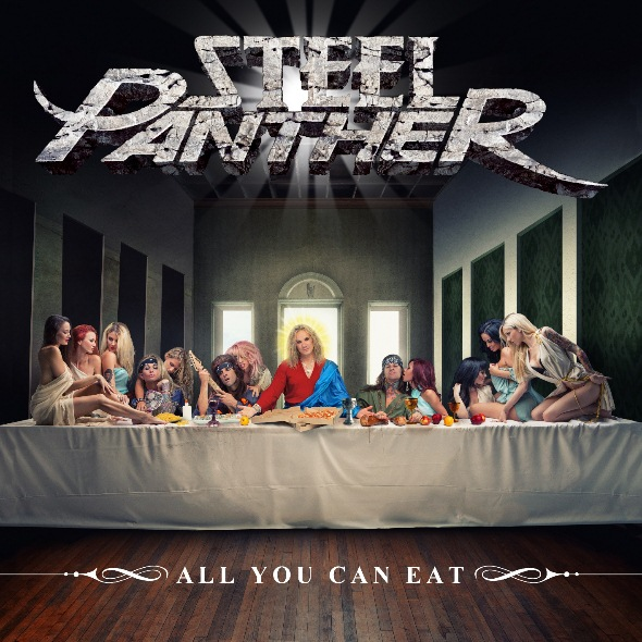 """STEEL PANTHER: neues Album """"All You Can Eat"""" am 28.03.2014!"""
