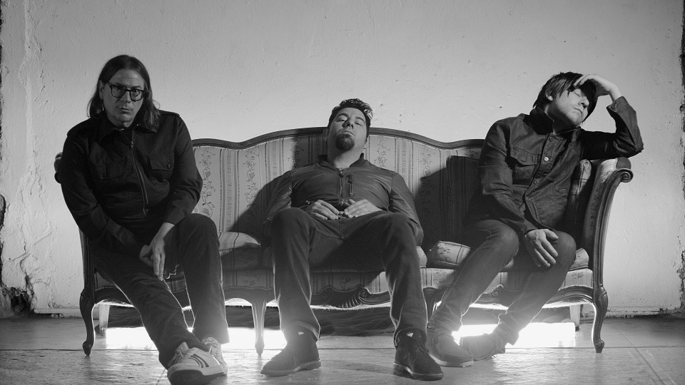 † † † (CROSSES) – Chino Moreno, Shaun Lopez and Chuck Doom: das Album kommt!