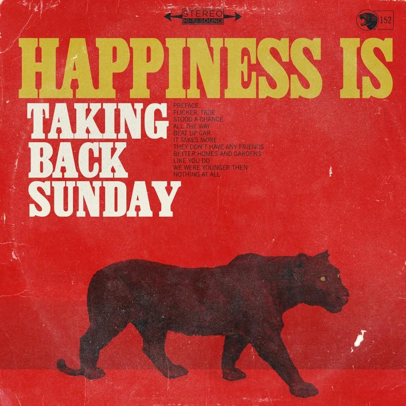 TAKING BACK SUNDAY: Neues Album am 18.03.2014