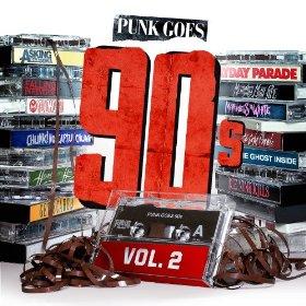 PUNK GOES 90´s: Zweiter Teil am 28.03.2014