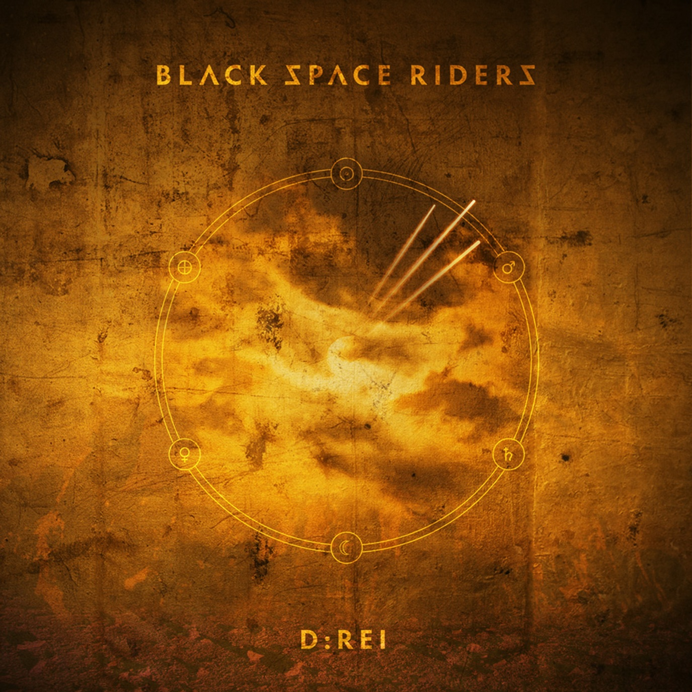 BLACK SPACE RIDERS – D:Rei