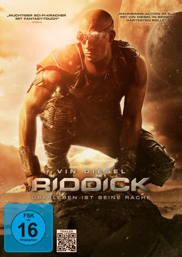 RIDDICK: DVD-Verlosung!