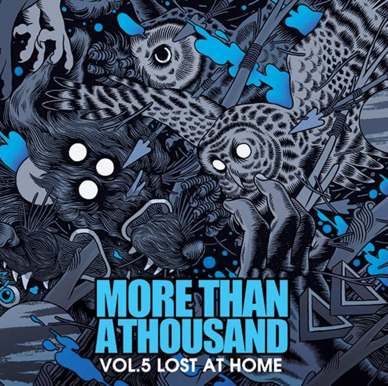 MORE THAN A THOUSAND – Vol. 5 – Lost At Home