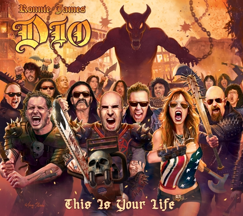 RONNIE JAMES DIO – This Is Your Life
