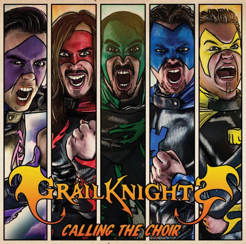 GRAILKNIGHTS – Calling The Choir