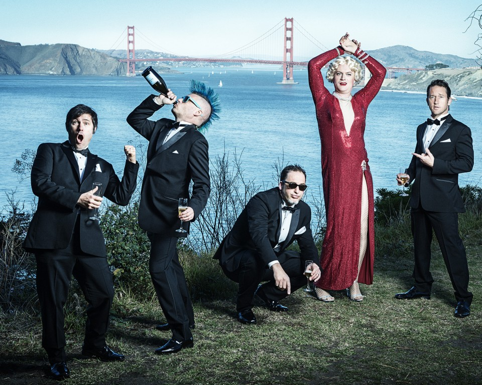ME FIRST AND THE GIMME GIMMES: Das neue Album kommt