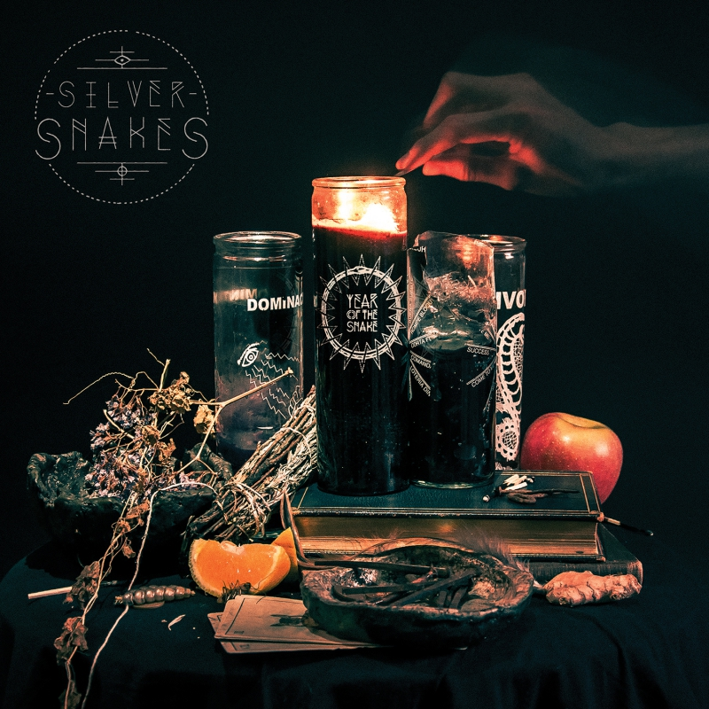 SILVER SNAKES – Year Of The Snake