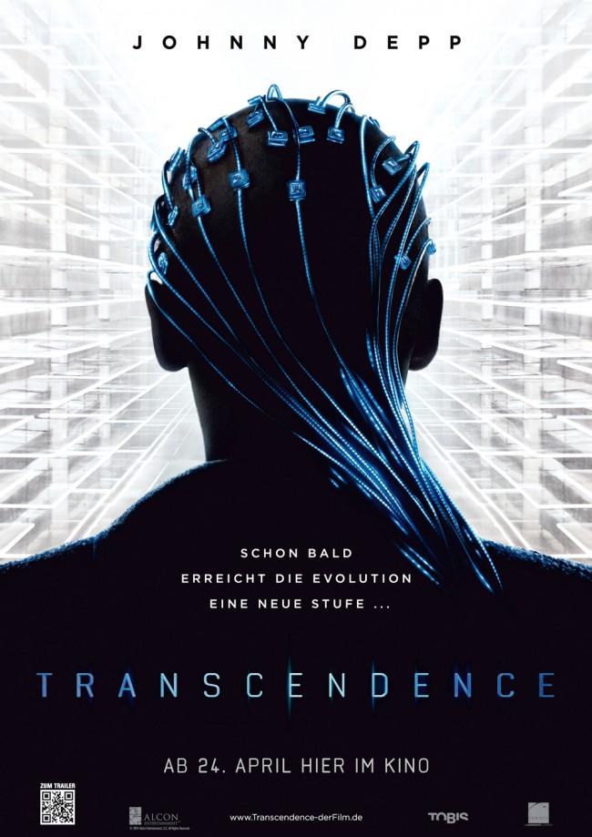 TRANSCENDENCE mit Johnny Depp: der Trailer ist da