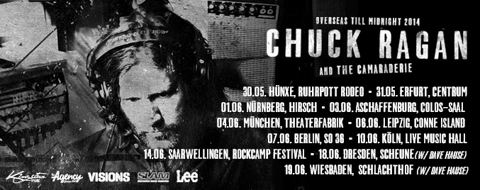 CHUCK RAGAN – Neues Album, Tour und Video
