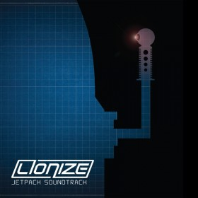 Lionize - Jetpack Soundtrack - Artwork