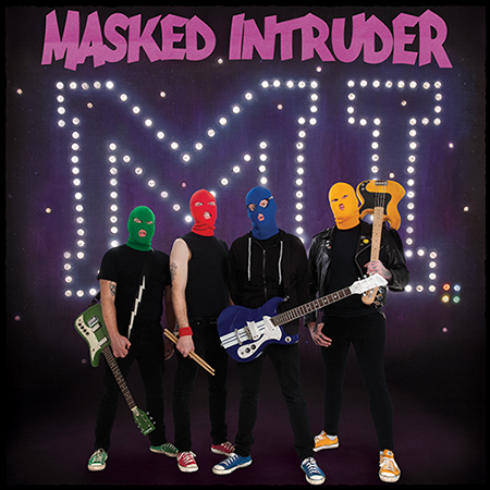 "MASKED INTRUDER – Neues Album ""MI"""