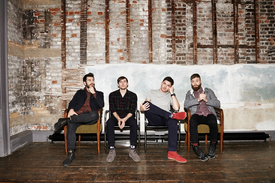 TWIN ATLANTIC: Album am 15.08.2014, erstes Video online