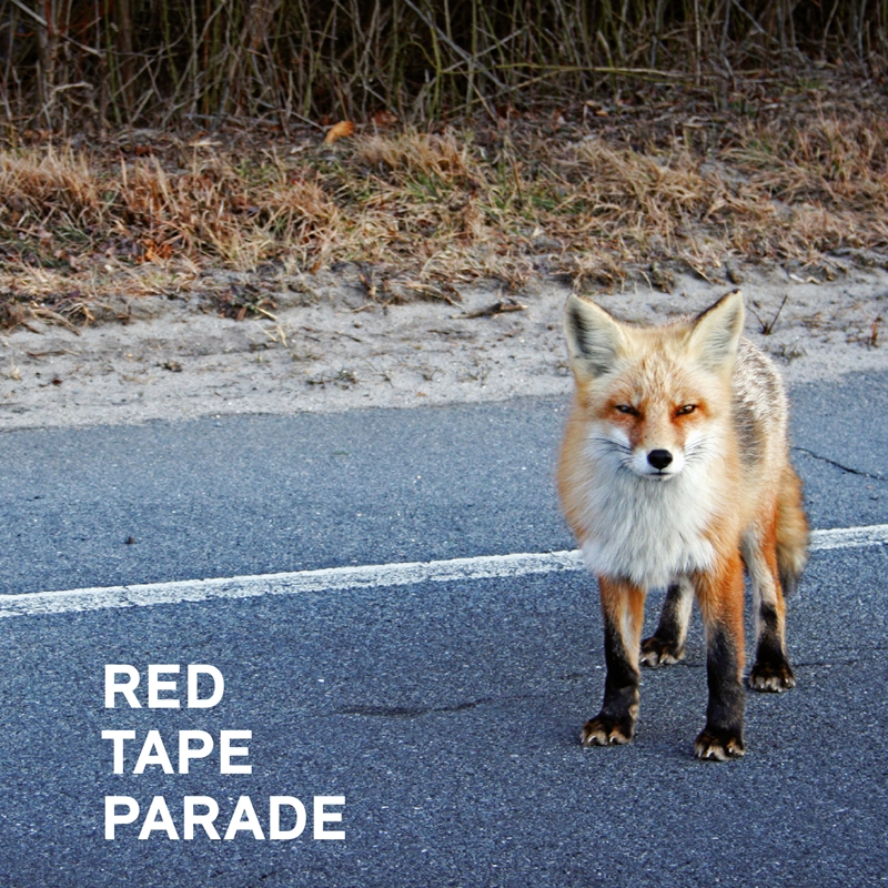RED TAPE PARADE – Self Titled 7″