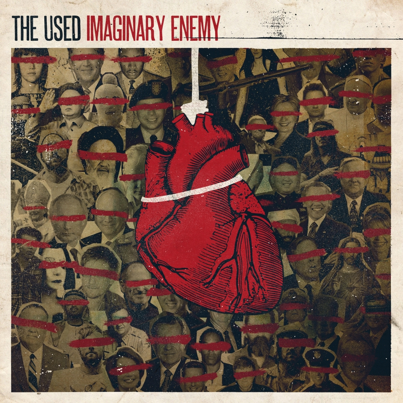 THE USED – Imaginary Enemy