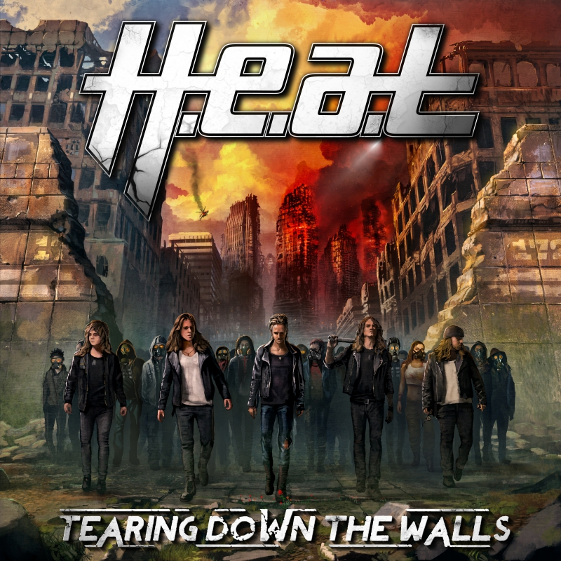 H.E.A.T. – Tearing Down The Walls