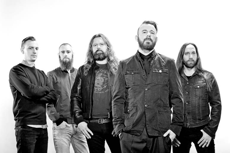 "IN FLAMES mit neuem Album ""Siren Charms"" im September"