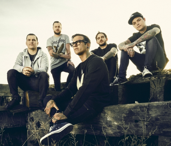 THE AMITY AFFLICTION: Neues Album am 06.06.2014