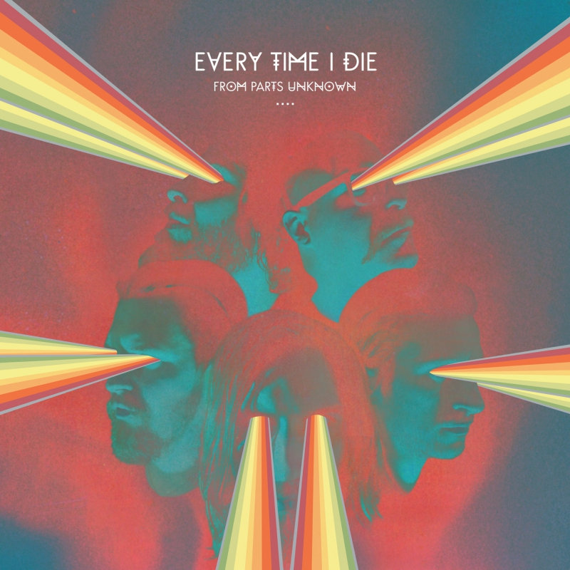 EVERY TIME I DIE – Parts From Unknown