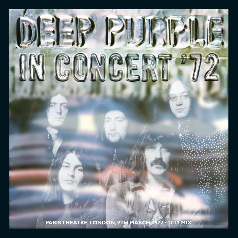DEEP PURPLE – In Concert '72