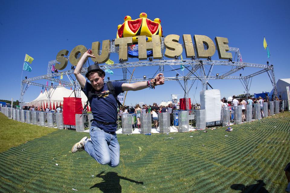 Das SOUTHSIDE 2014 steht vor der Tür