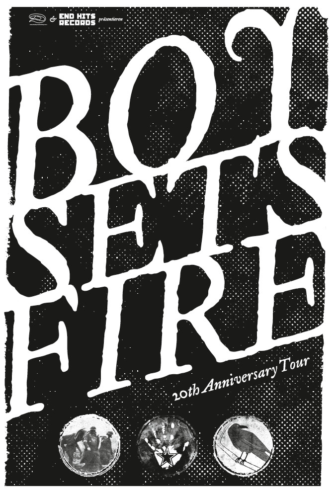 BOYSETSFIRE Interview – Hannover, Faust, 07.06.2014