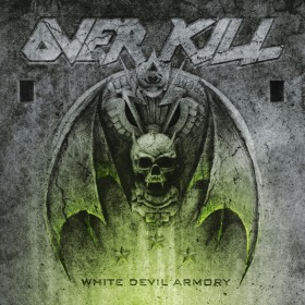 OVERKILL WHITE DEVIL ARMORY COVER