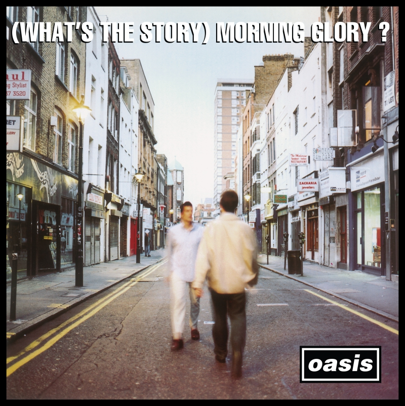 OASIS: (What's The Story) Morning Glory (Chasing The Sun Edition) am 26.09.2014