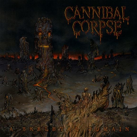 Neues CANNIBAL CORPSE-Album steht in den Startlöchern